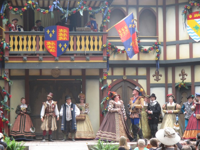Bristol Renaissance Faire  Inspired by Venice
