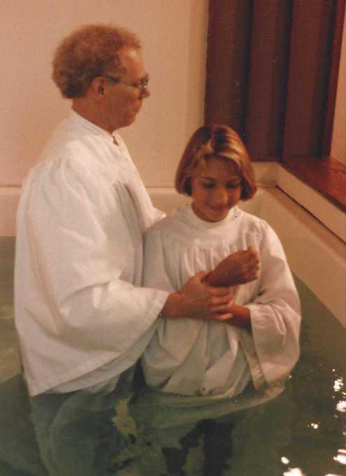 michellebaptism