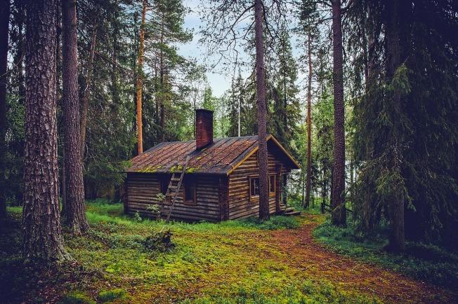log-cabin-1886620_1280